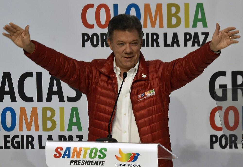 288841_BLU Radio. Campaña Santos 2014 / Foto: AFP