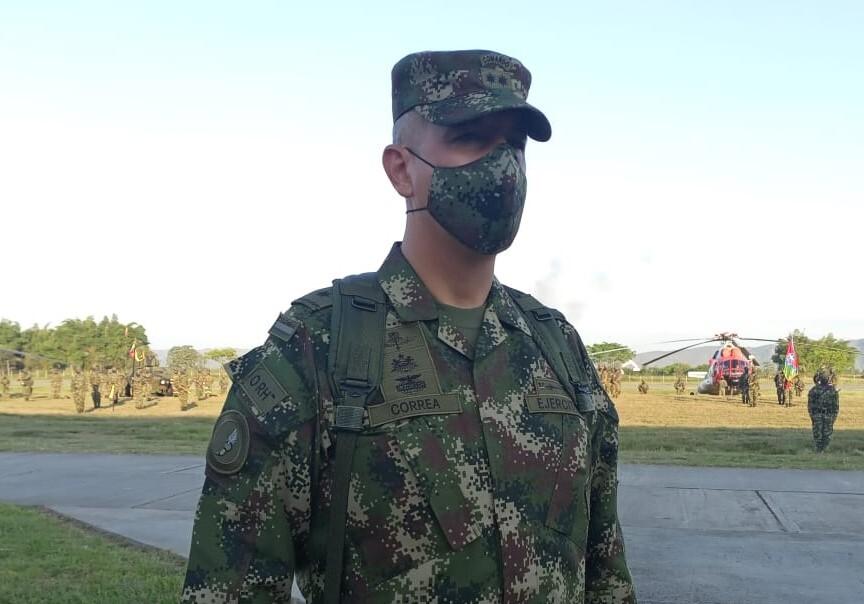 General Juan Carlos Correa