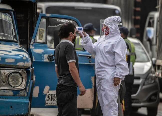 367592_Bogotá. Foto: AFP