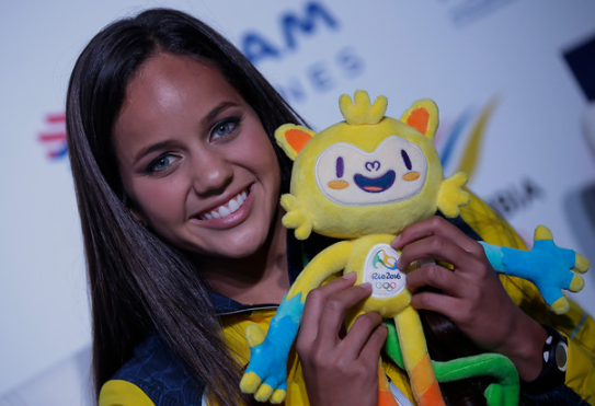 Mónica Arango representará a Colombia en los Juegos Olímpicos de Tokio 2020.