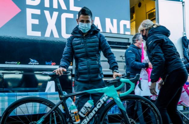 Esteban Chaves cree que puede ganar el Tour de Francia