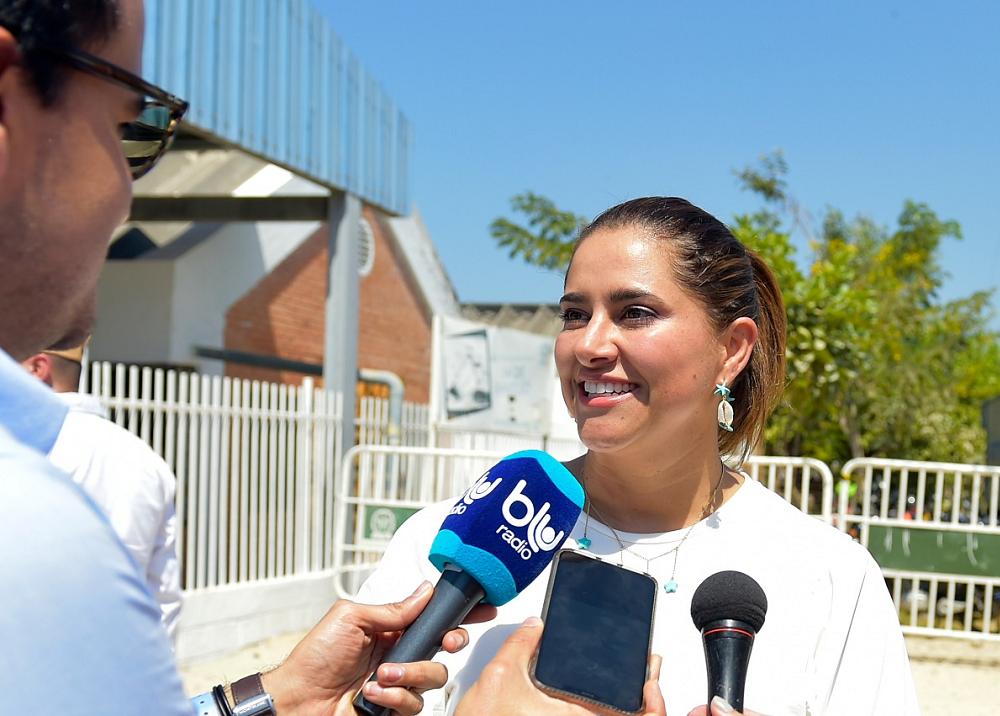 354063_BLU Radio. María Juliana Ruiz // Foto: BLU Radio