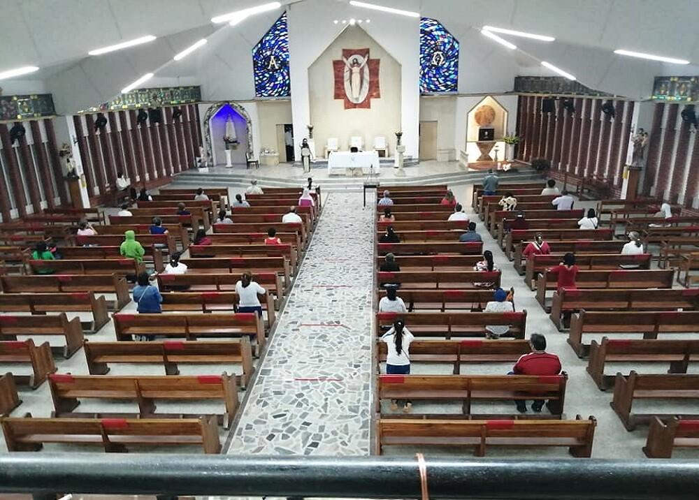 377144_BLU Radio. Iglesia Cristo Resucitado / Foto: tomada de Facebook
