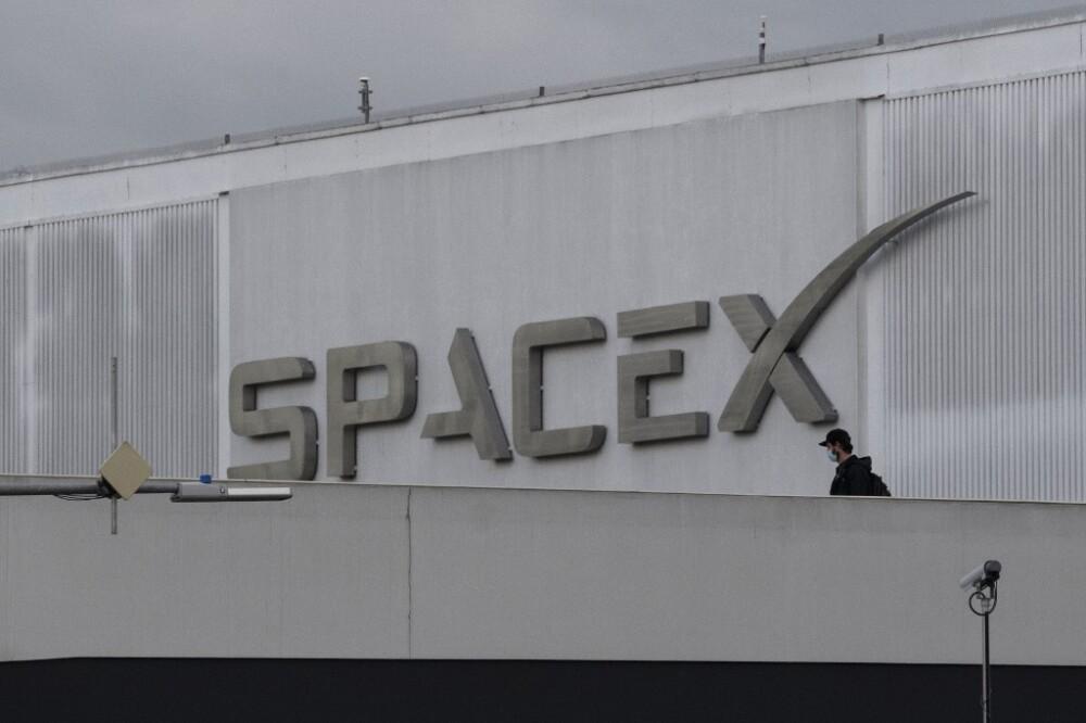 SpaceX. Foto AFP