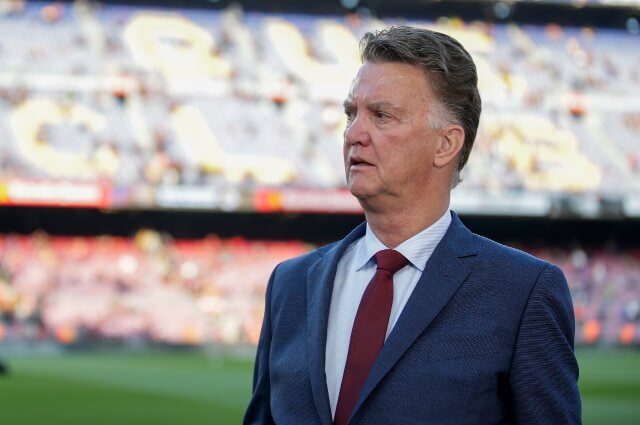 334130_Louis van Gaal, entrenador holandés.