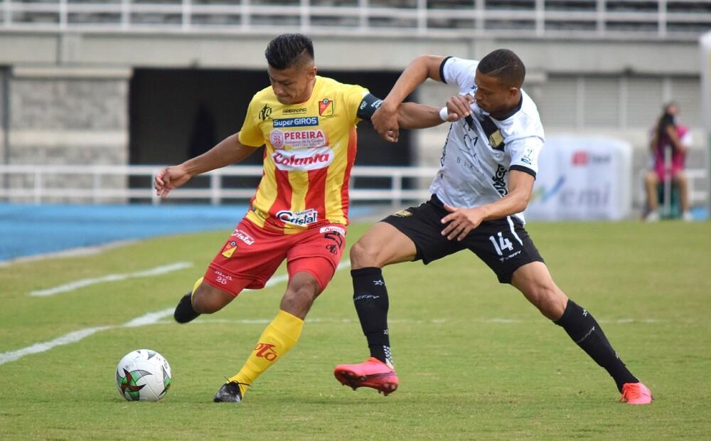 Deportivo Pereira vs Águilas Doradas
