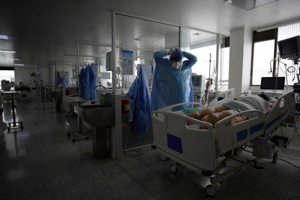 En Bogotá nunca ha colapsado el sistema hospitalario: alcaldesa proyecta  fin de tercer pico en julio
