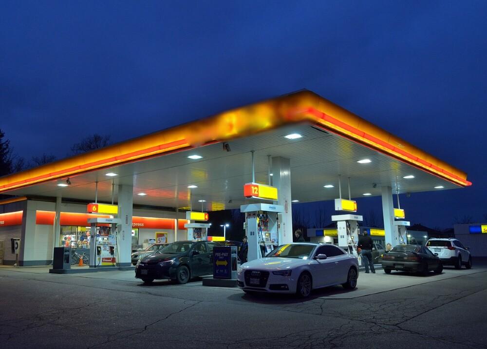 Embarazada fue asesinada en estación de gasolina