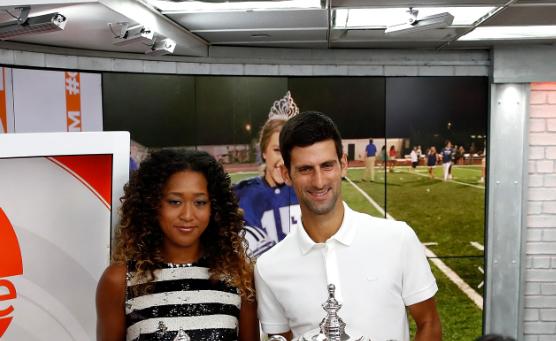 Naomi Osaka se retiró de Roland Garros y Novak Djokovic apoyó su decisión.