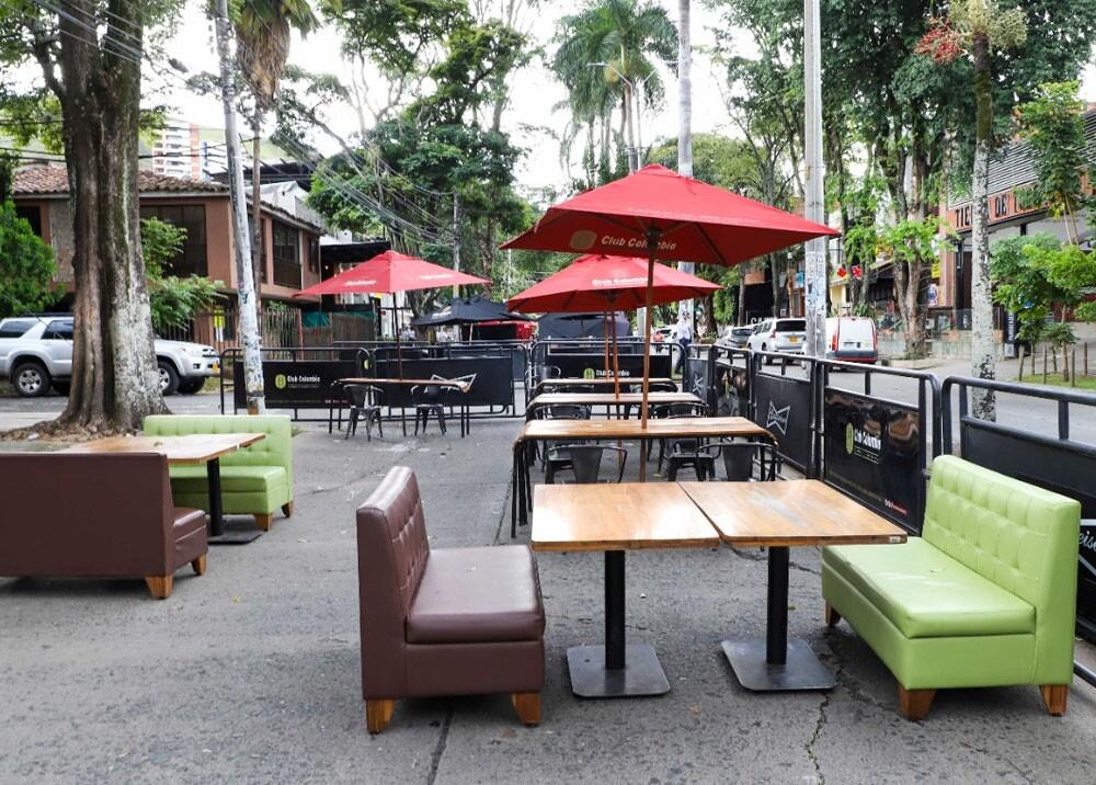 370144_Plan piloto para apertura de restaurantes en Cali - Foto: Alcaldía