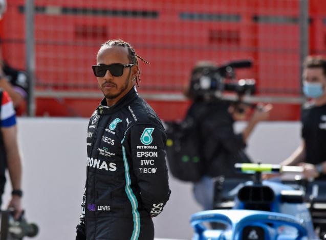 Lewis Hamilton va por su octavo título de la Fórmula 1.