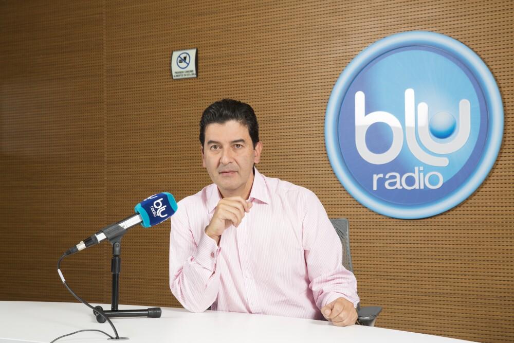 280721_Néstor Morales, director de Mañanas BLU - Foto: BLU Radio