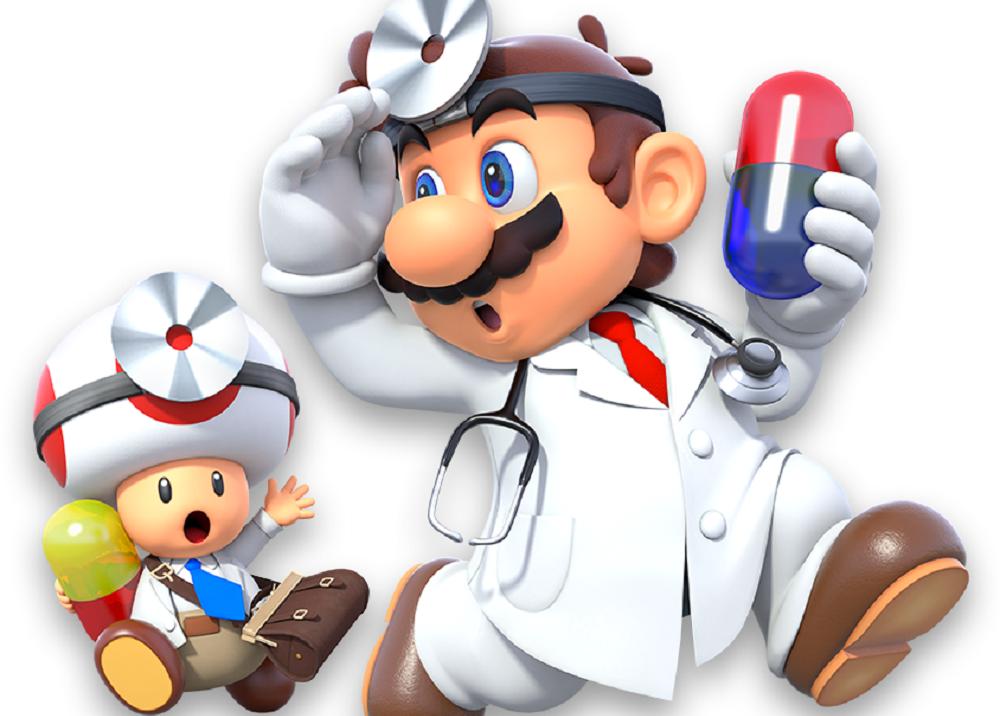 336785_BLU Radio. Dr. Mario // Foto: Nintendo