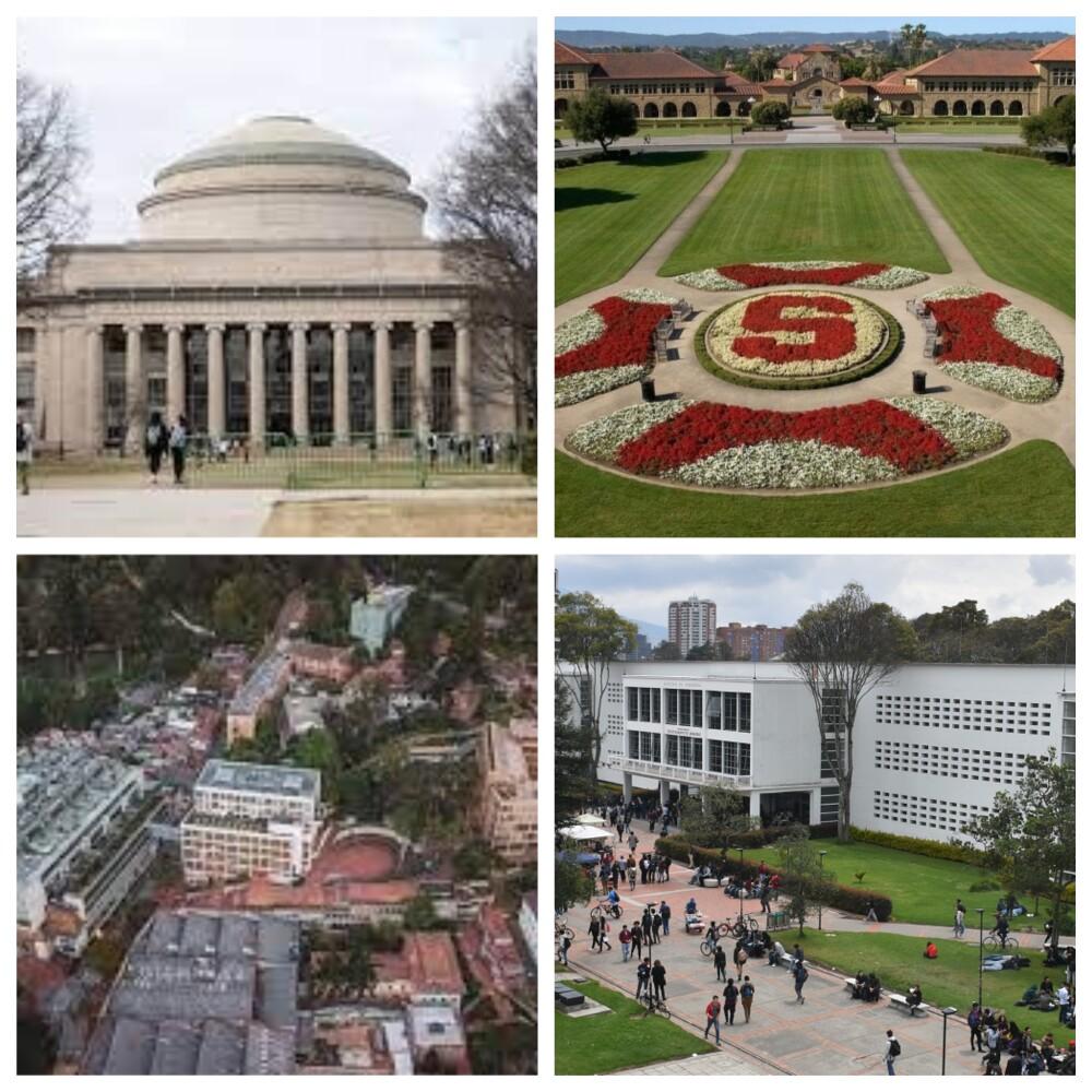 ¿Cuáles son las mejores universidades de Colombia?