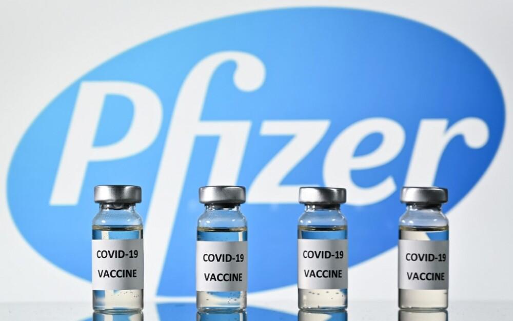 Pfizer, Vacuna