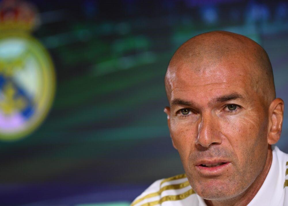 343514_BLU Radio // Zinedine Zidane // Foto: AFP