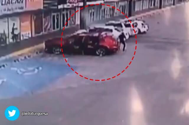 Video muestra cómo mataron de 155 balazos a un policía en México