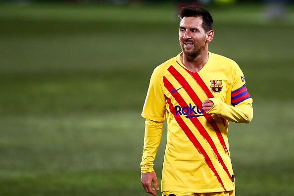 Lionel Messi Barcelona vs Huesca