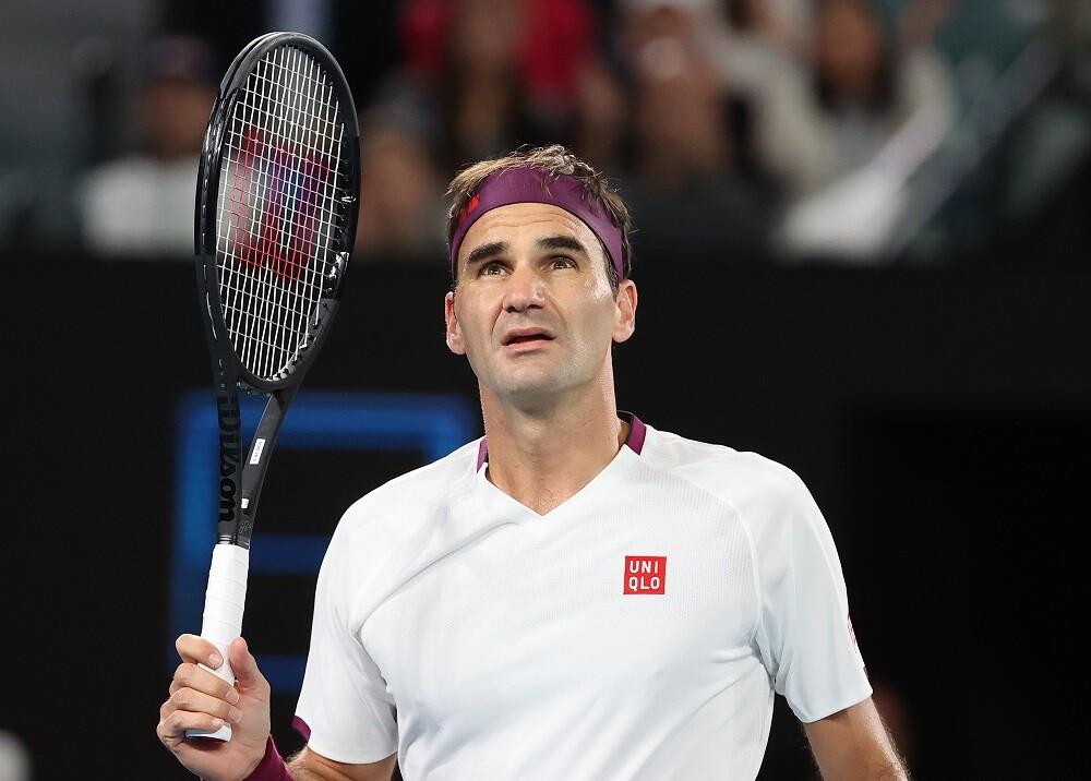 353633_BLU Radio. Roger Federer / Foto: AFP