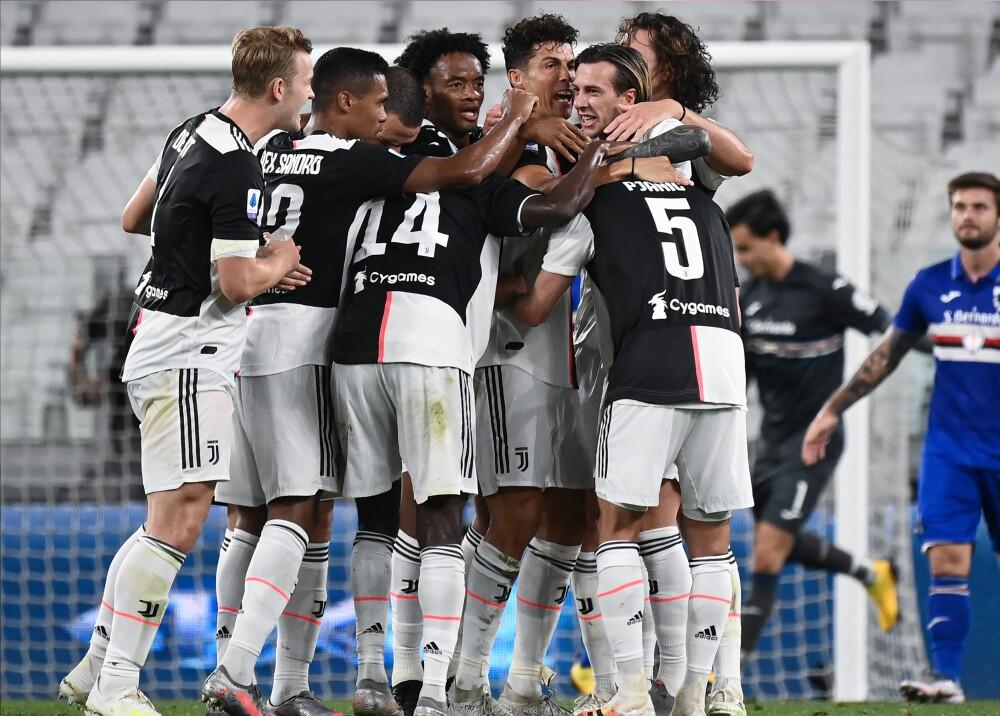 372297_Juventus // Foto: AFP