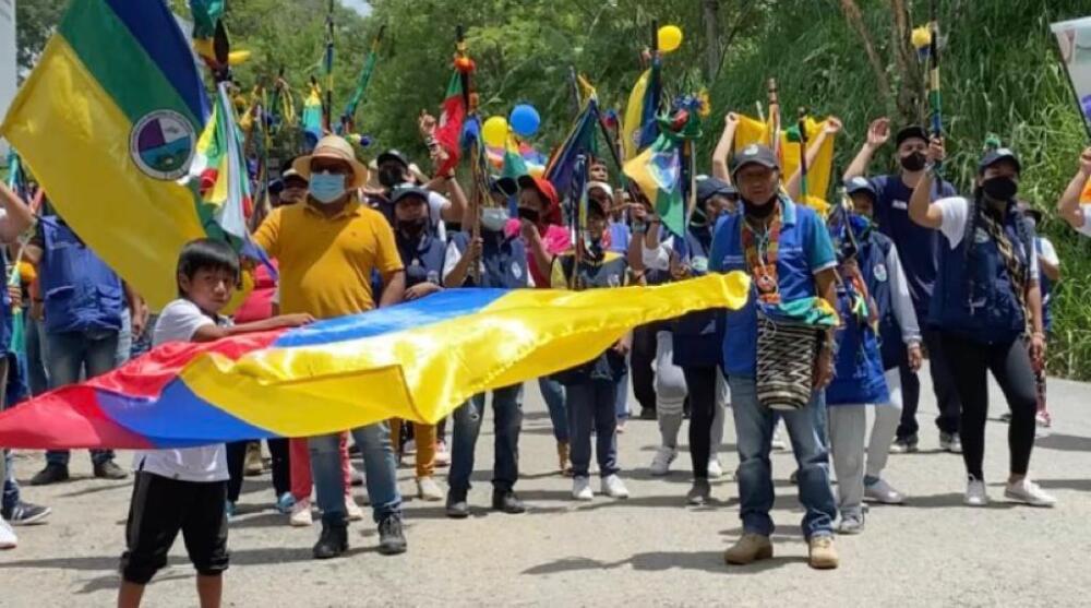 Indígenas de Valparaíso, Antioquia