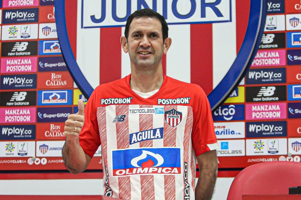 Arturo Reyes, nuevo entrenador del Junior de Barranquilla
