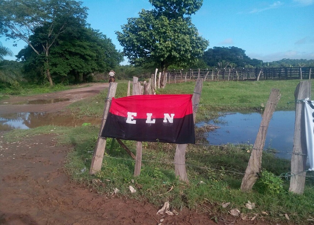 287063_Foto: Bandera ELN/