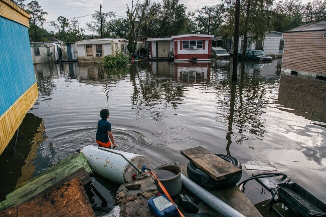 inundaciones en luisiana
