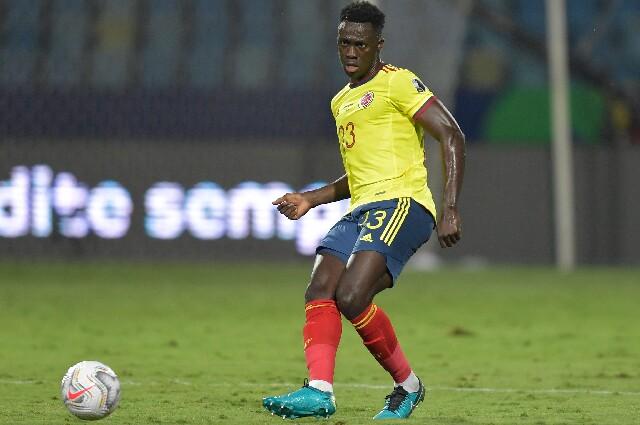 Dávinson Sánchez, en Selección Colombia