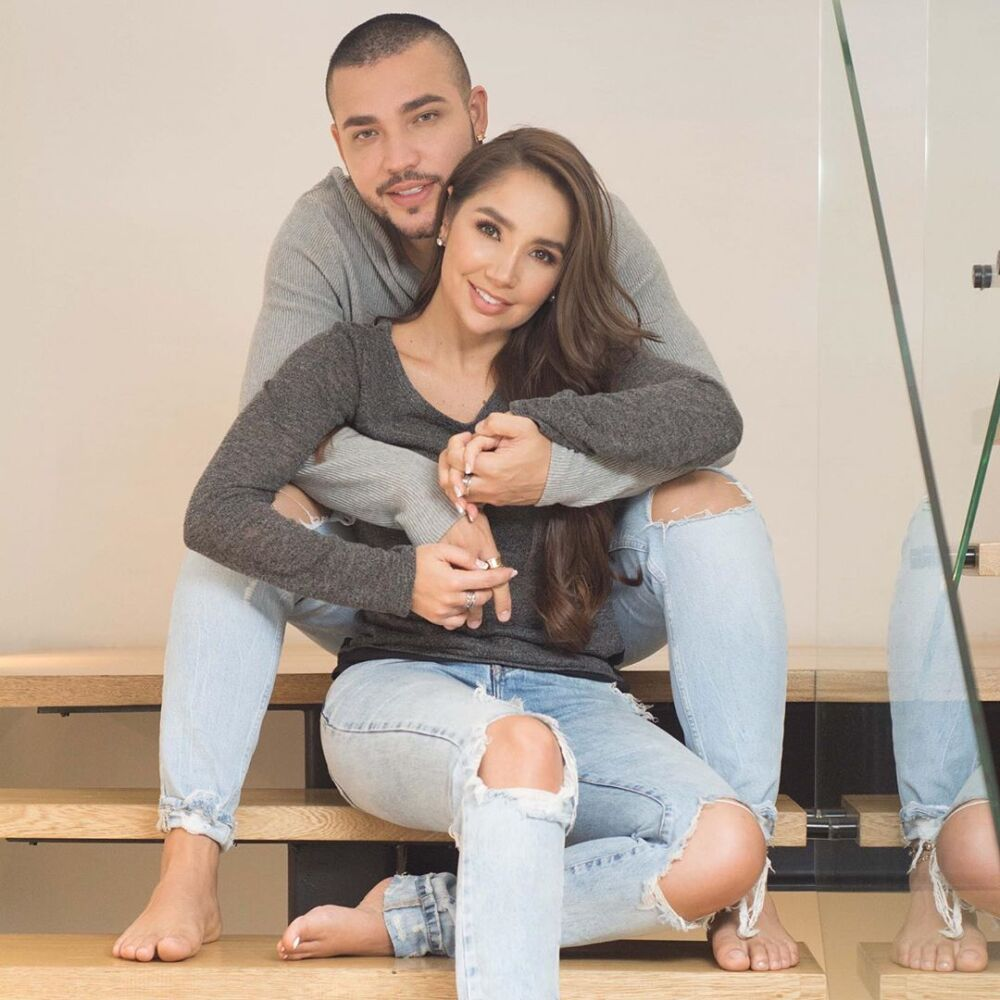 Jessi Uribe y Paola Jara