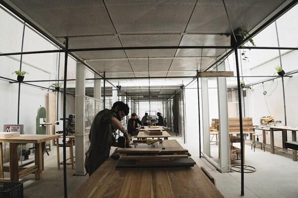 Cuartilla: primer espacio en Colombia de coworking para artistas y creativos