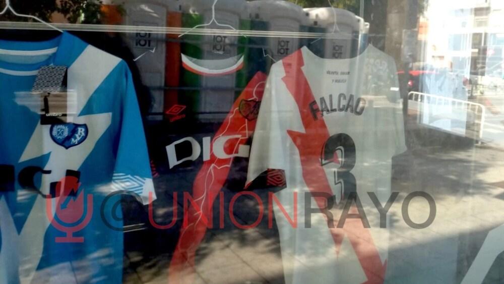 Camiseta de Falcao García