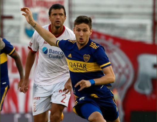 Franco Soldano Boca Juniors 240421 Twitter E.JPG