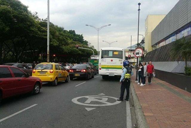 Pico y placa en Medellín / Cortesía Secretaría de Movilidad.