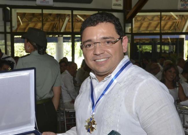 335620_BLU Radio/ Rafael Alejandro Martínez. Foto: Alcaldía de Santa Marta