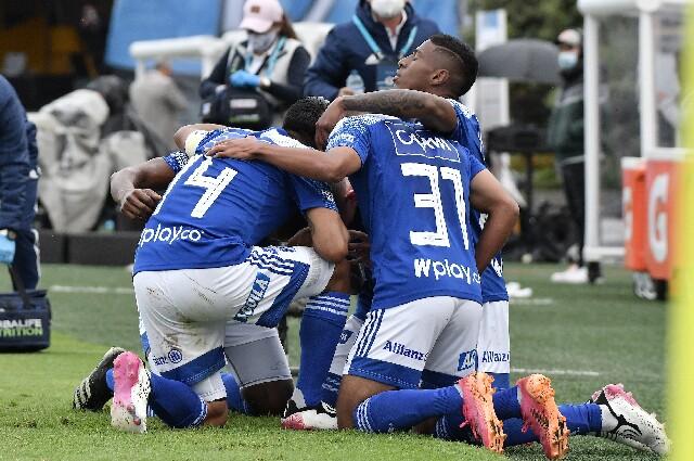 Millonarios contra Tolima, final fútbol colombiano