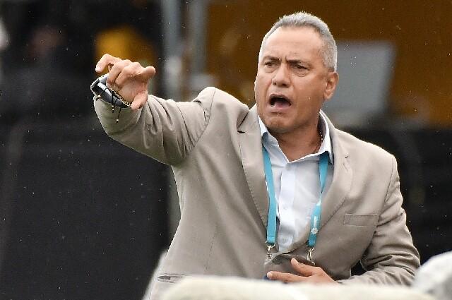 Hernán Torres, en Deportes Tolima
