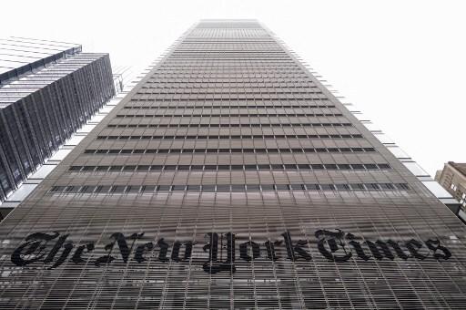 Columnista de The New York Times vende un artículo NFT por 560.000 dólares
