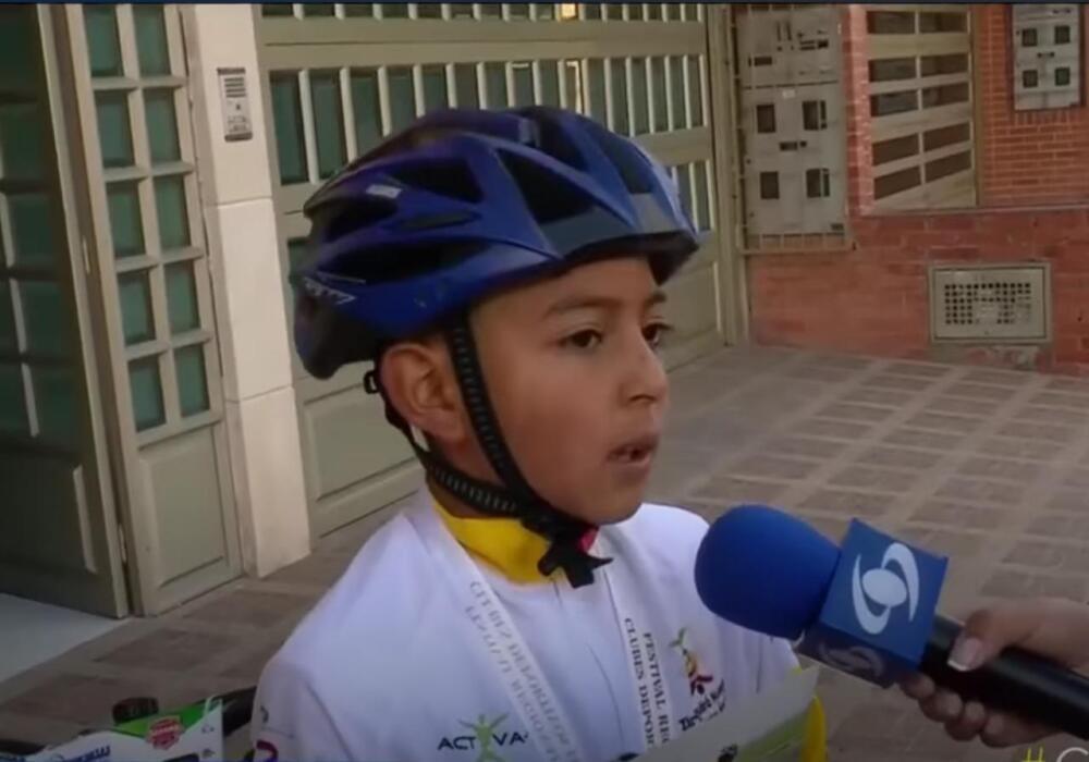 Julián Esteban Gómez en entrevista con Noticias Caracol