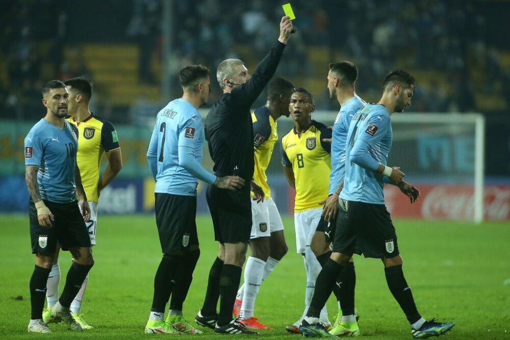 Uruguay v Ecuador - FIFA World Cup 2022 Qatar Qualifier