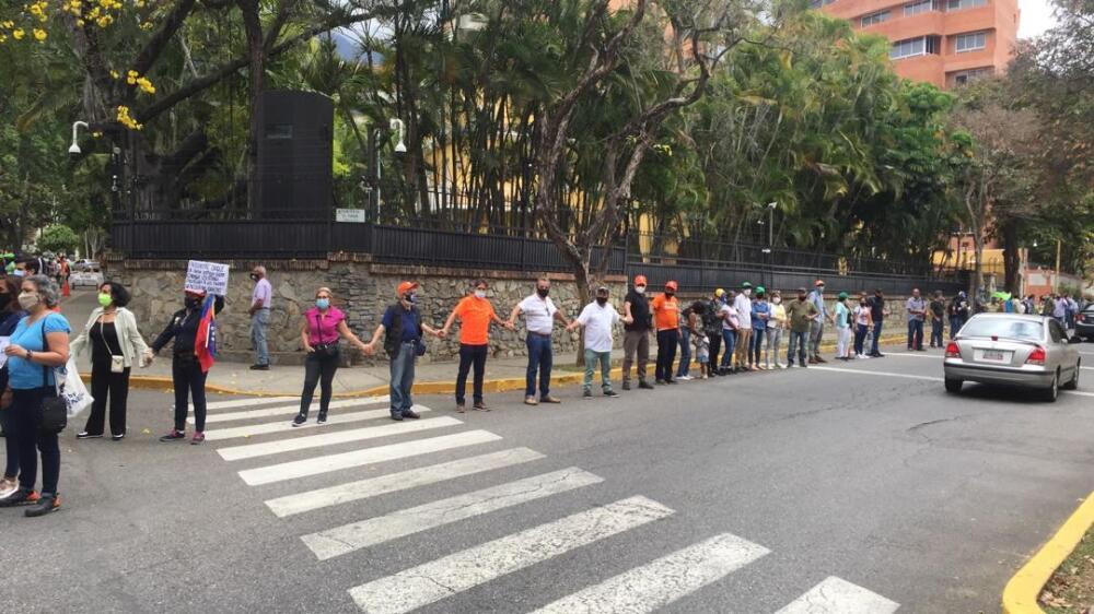 manifestacion de venezolanos en caracas.jpeg