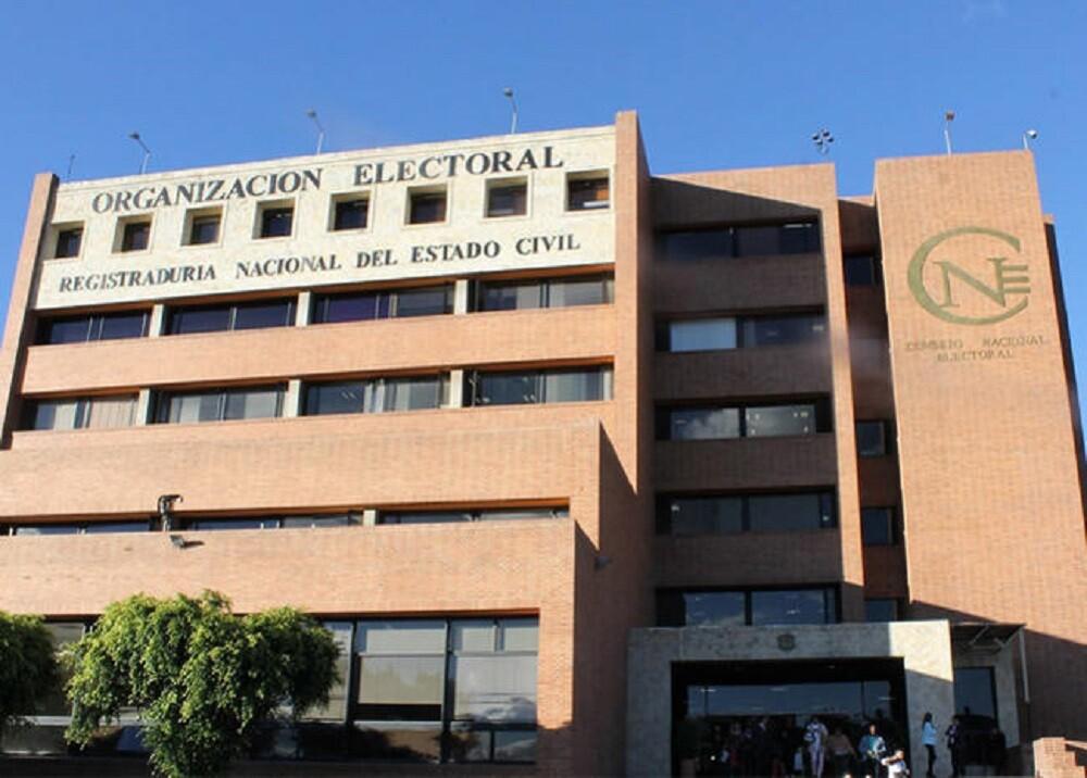 322660_BLU Radio. Consejo Nacional Electoral / Foto: CNE