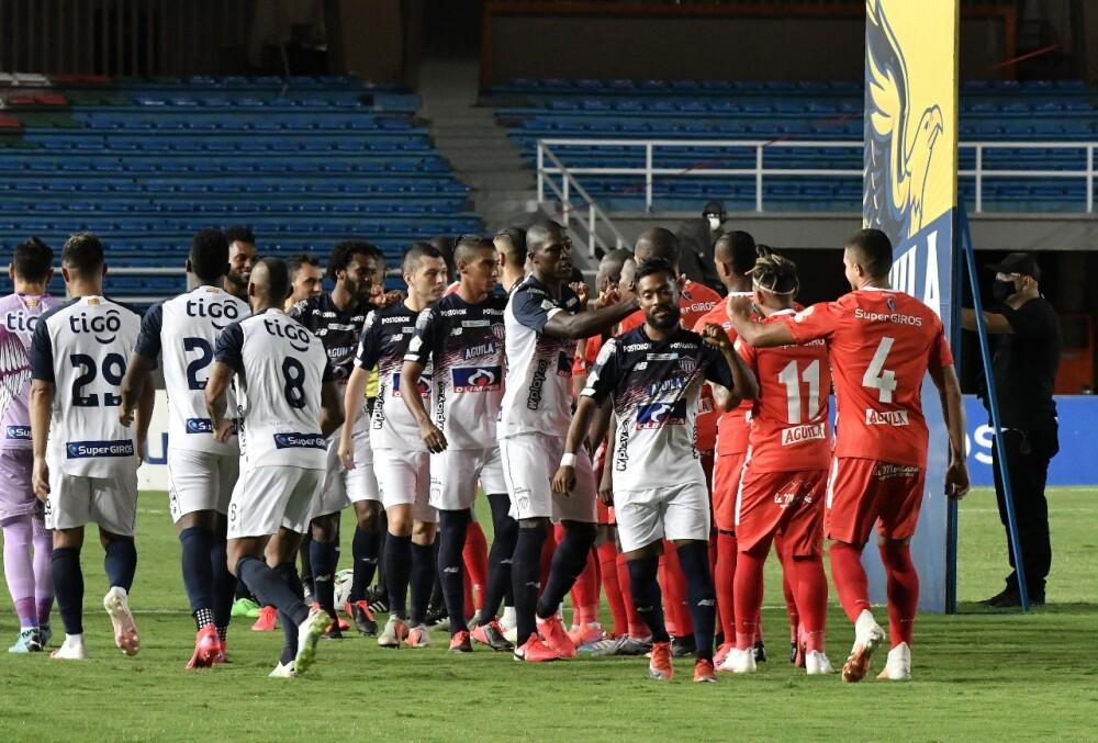 América vs Junior, Superliga