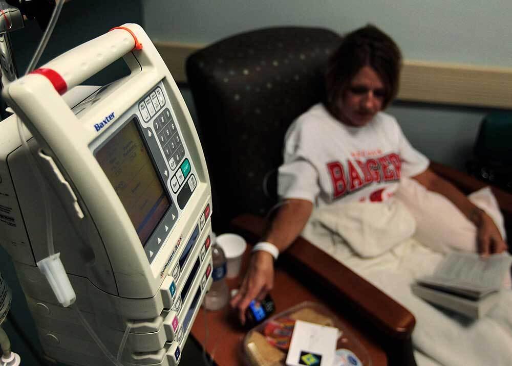 336016_BLU Radio // Cancer - Quimioteraia // Foto: AFP