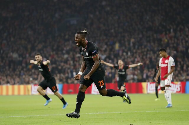 323578_Ajax vs Chelsea