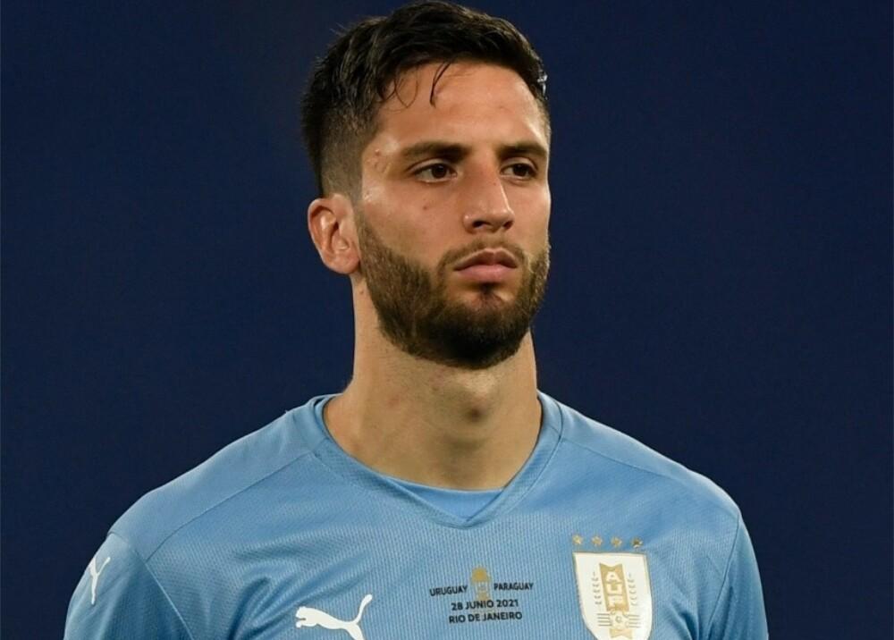 Rodrigo Bentancur AFP Selección Uruguay.jpeg