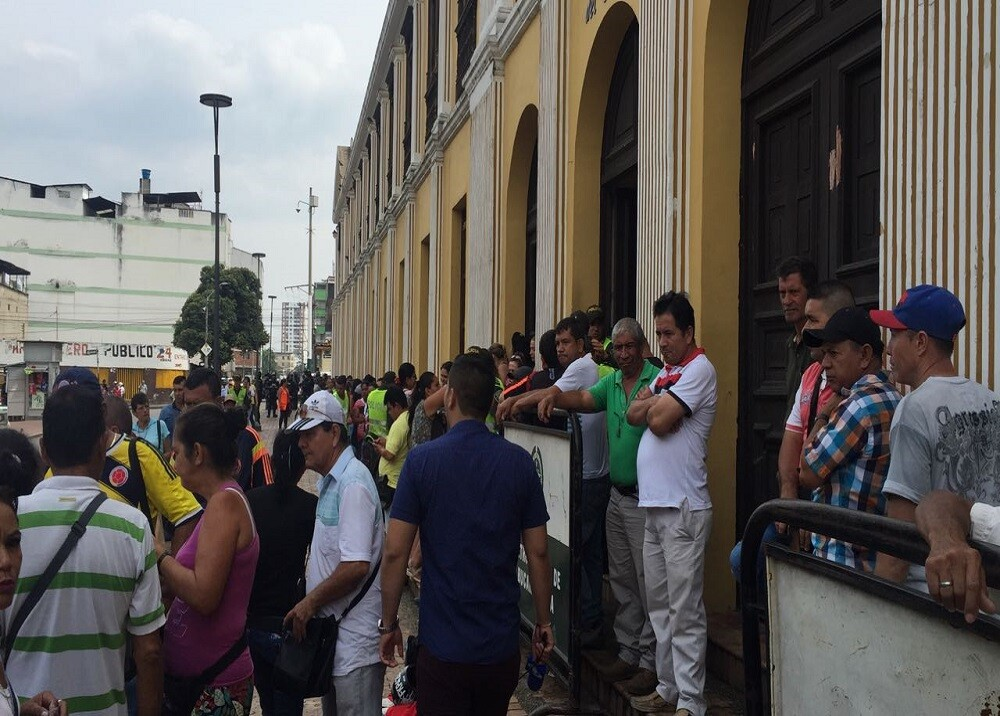 359402_BLU Radio. Ambulantes Bucaramanga / Foto:Suministrada