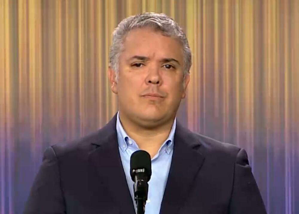 357340_BLU Radio // Iván Duque // Foto: Presidencia
