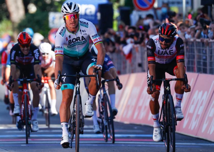 Peter Sagan estará en el Tour de Francia 2021.