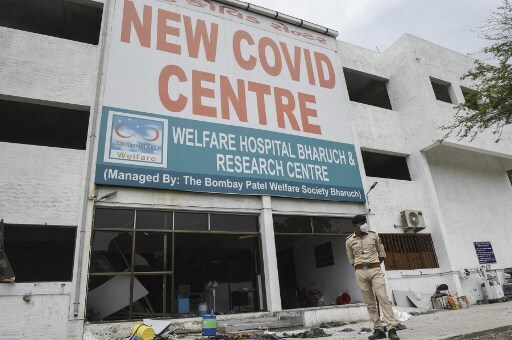 incendio en hospital de India deja 18 muertos